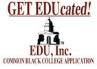 Common Black College Application Logo